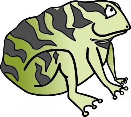 Toad clip art