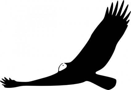 Turkey Vulture clip art