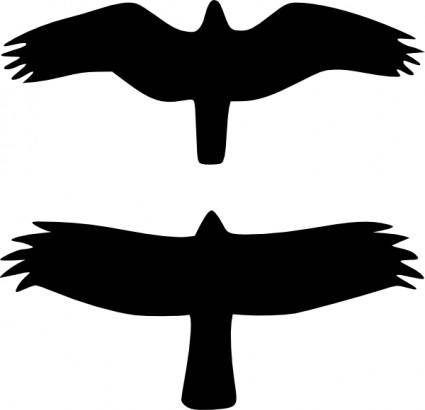 free vector Raptors clip art