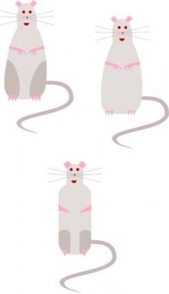Rat clip art 118503