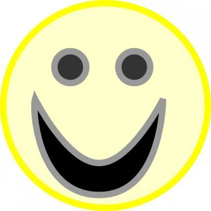 free vector Smiley Face clip art