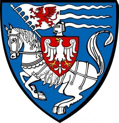 Koszalin Coat Of Arms clip art