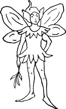 free vector Fairy clip art