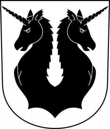 Wipp Mettmenstetten Coat Of Arms clip art