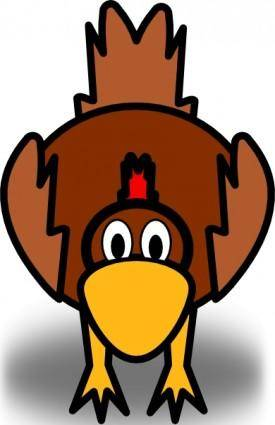 free vector Chicken clip art