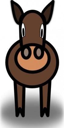 free vector Horse clip art