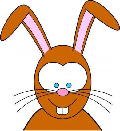 Easterbunny clip art