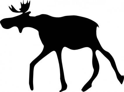 The Elk clip art
