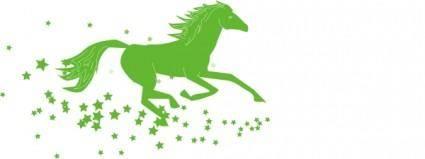 free vector Horse#2 clip art