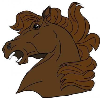 free vector Cavallo clip art