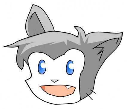 free vector Cartoon Vgcats Fanart clip art