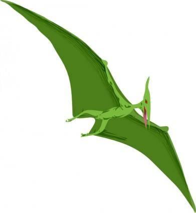 free vector Dino clip art