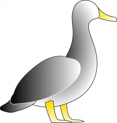 Jonathon's Duck clip art