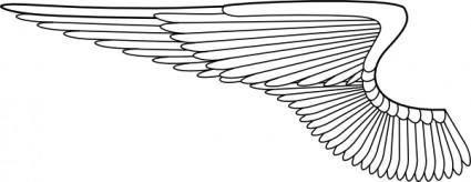 Wing clip art