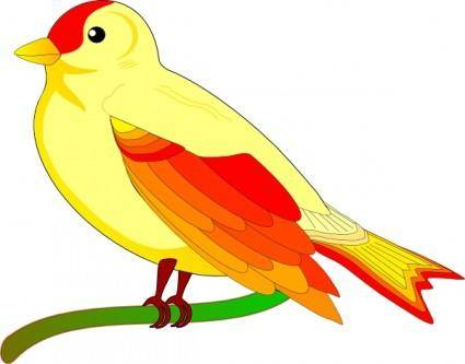 free vector Bird Of Peace clip art