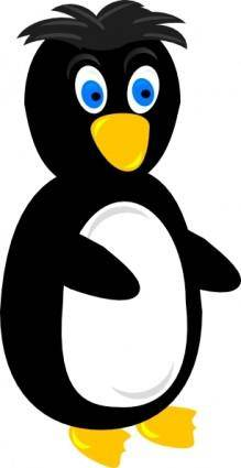 free vector New Penguin clip art