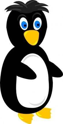 New Penguin clip art