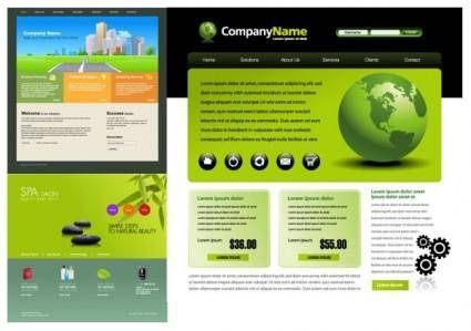 3 web design vector