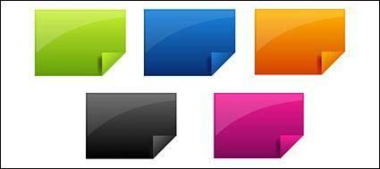 Angular paper web 2.0 style icon