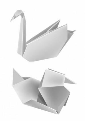 free vector Origami 02 vector