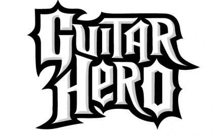 free vector Guitar Hero Logo