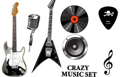 free vector Musical Equipment