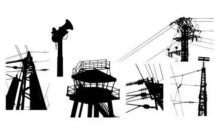 free vector Urban set