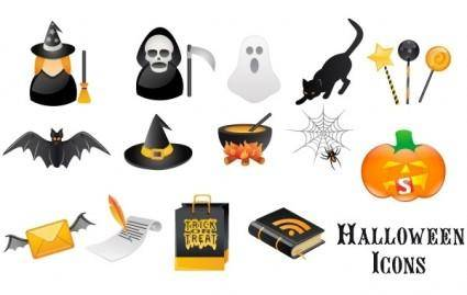 free vector Halloween Vector Graphics