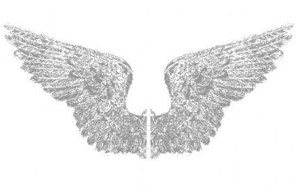 Random Free Vectors Part 4 ? Wings