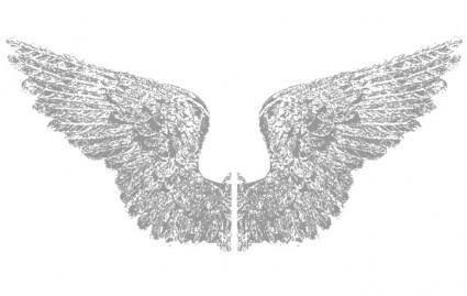 Random Free Vectors Part 4 ? Wings