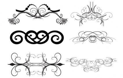 free vector Decorative Elements Pack