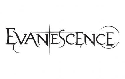 free vector Evanescence:Rock Band Logo