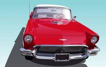 free vector Classic Thunderbird