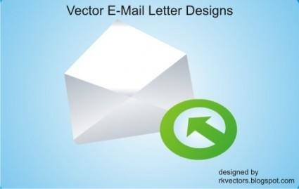 free vector Vector Email Letter