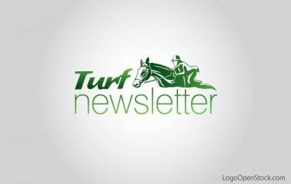 free vector Turf Newsletter Logo