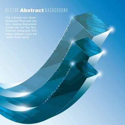 free vector Brilliant technological design 04 vector
