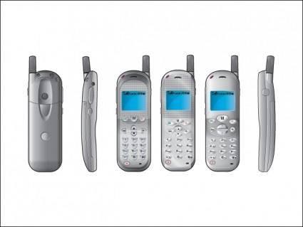 free vector Telephone