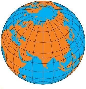 Globe Vector 4