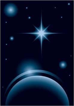 free vector Cosmic 6