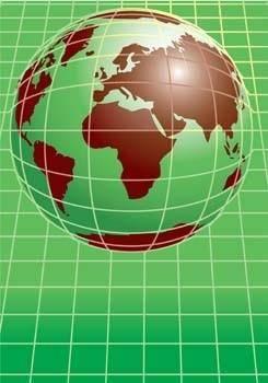 Globe Vector 22