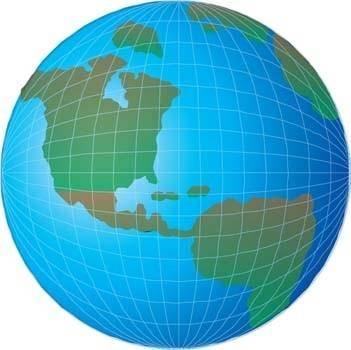 free vector Globe Vector 8