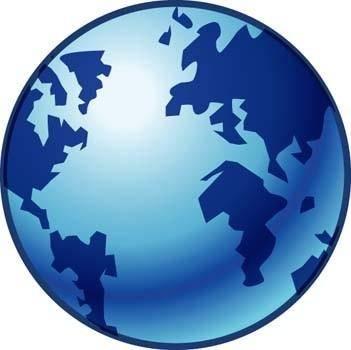 Globe Vector 9
