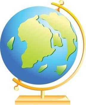 free vector Globe 1