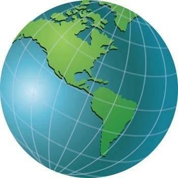 Globe Vector 15