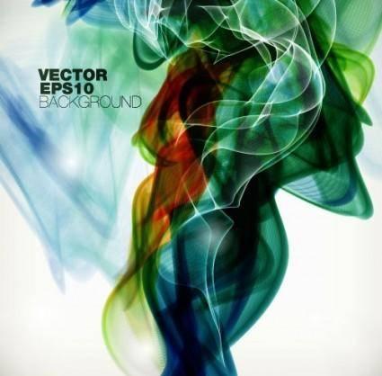 free vector Symphony dynamic element 04 vector