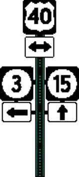 Sign Board Vector 1056