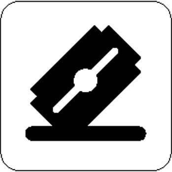 Sign Board Vector 757