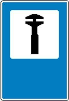 Sign Board Vector 982