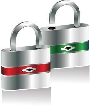 3d padlock security vector, security photoshop vector illustrator, padlock design photoshop tutorial illustrator ai