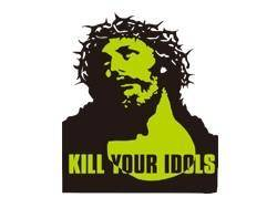 Kill your idols vector